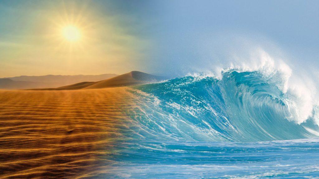 Mint homok a szélben…